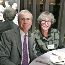Photo of Heritage Society members Douglas and Sandy Davidson