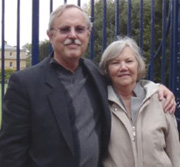 Photo of Earle and Catherine O'Donnell. Link to their story.